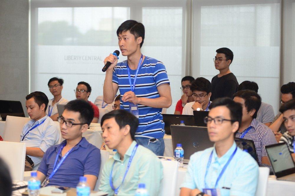 Lan dau tien Google to chuc PWA / AMP Hackathon tai Viet Nam hinh anh 2