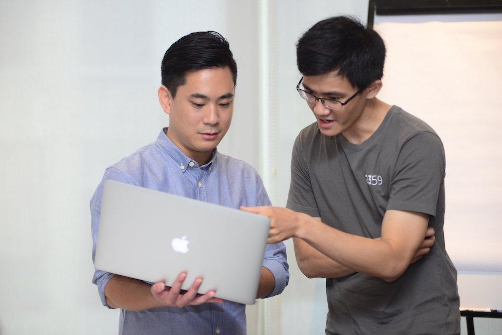 Lan dau tien Google to chuc PWA / AMP Hackathon tai Viet Nam hinh anh 9
