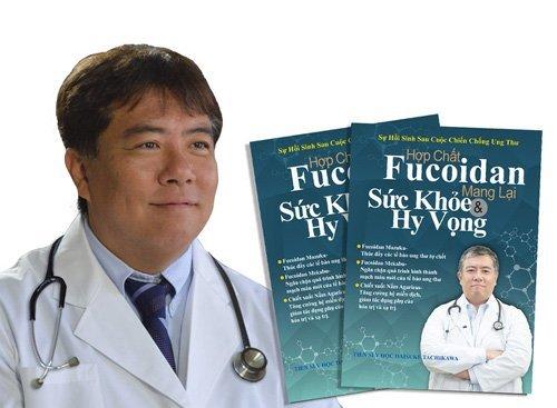 'Hop chat Fucoidan mang lai suc khoe va hy vong' cho benh nhan ung thu hinh anh 2