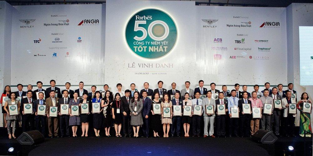 Forbes binh chon Novaland vao top '50 cong ty niem yet tot nhat' 2017 hinh anh 1