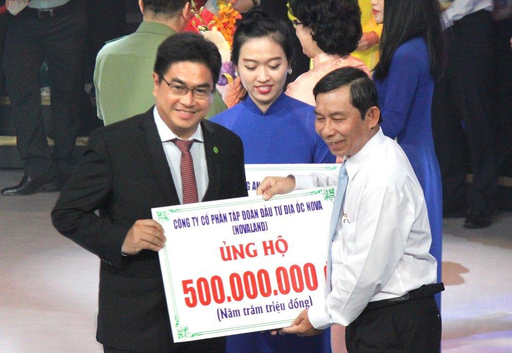 Chung tay cung Quy 'Vi bien dao que huong – Vi tuyen dau To quoc' bang hanh dong thiet thuc hinh anh 1