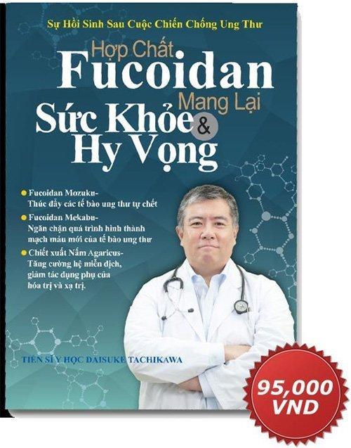 'Hop chat Fucoidan mang lai suc khoe va hy vong' cho benh nhan ung thu hinh anh 1
