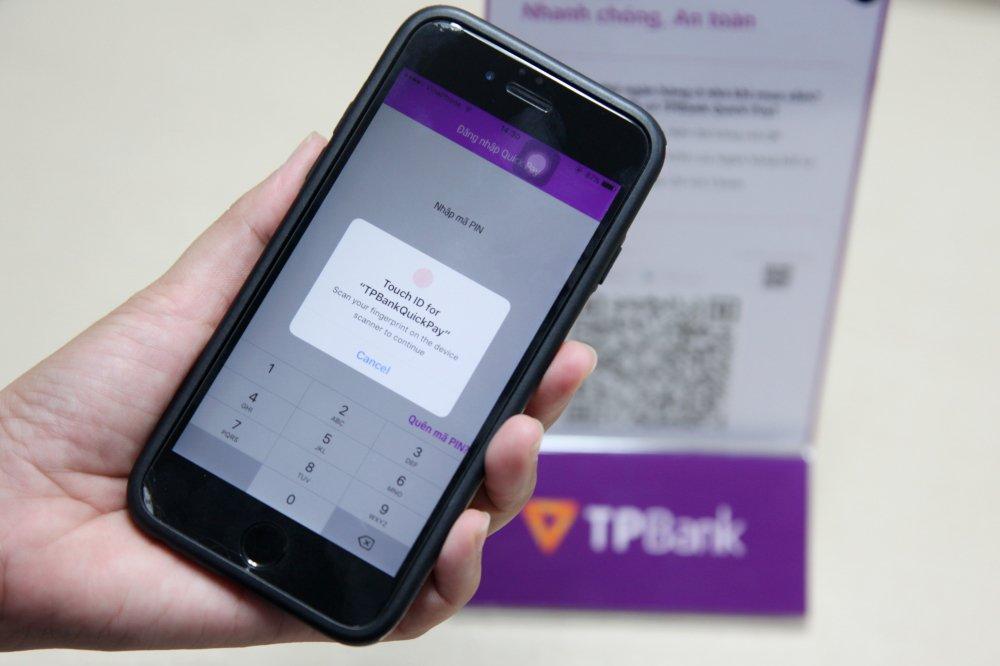 TPBank sap cho ra mat ung dung thanh toan moi bang ma QR hinh anh 3