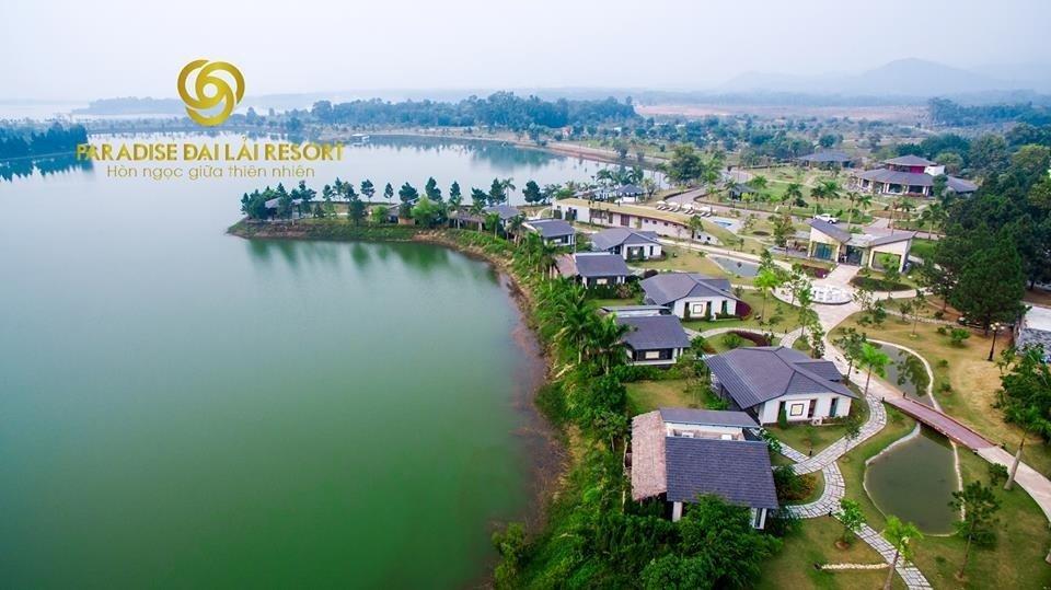 Paradise Dai Lai Resort - Thien duong nghi duong trong ho hinh anh 1
