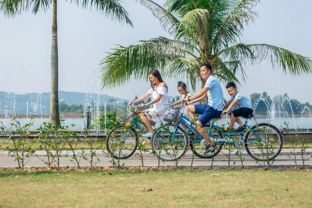 Paradise Dai Lai Resort - Thien duong nghi duong trong ho hinh anh 4