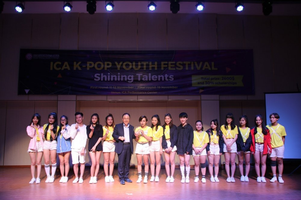ICA Youth Festival 2017 san choi bo ich danh cho gioi tre hinh anh 1
