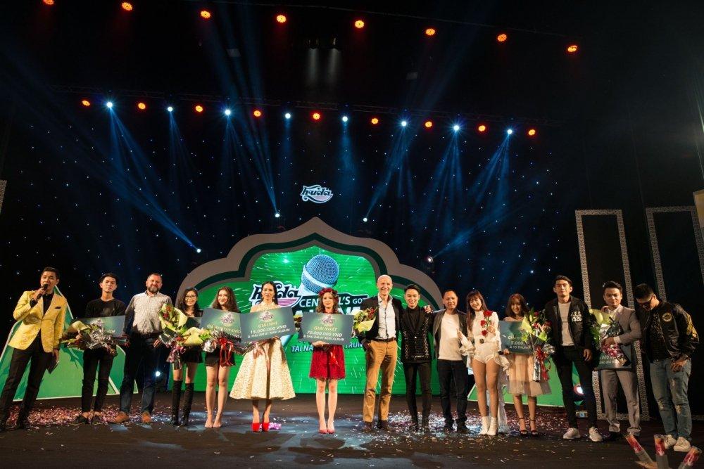 Huda Central's Got Talent 2017 - Tu hao toa sang tai nang mien Trung hinh anh 1