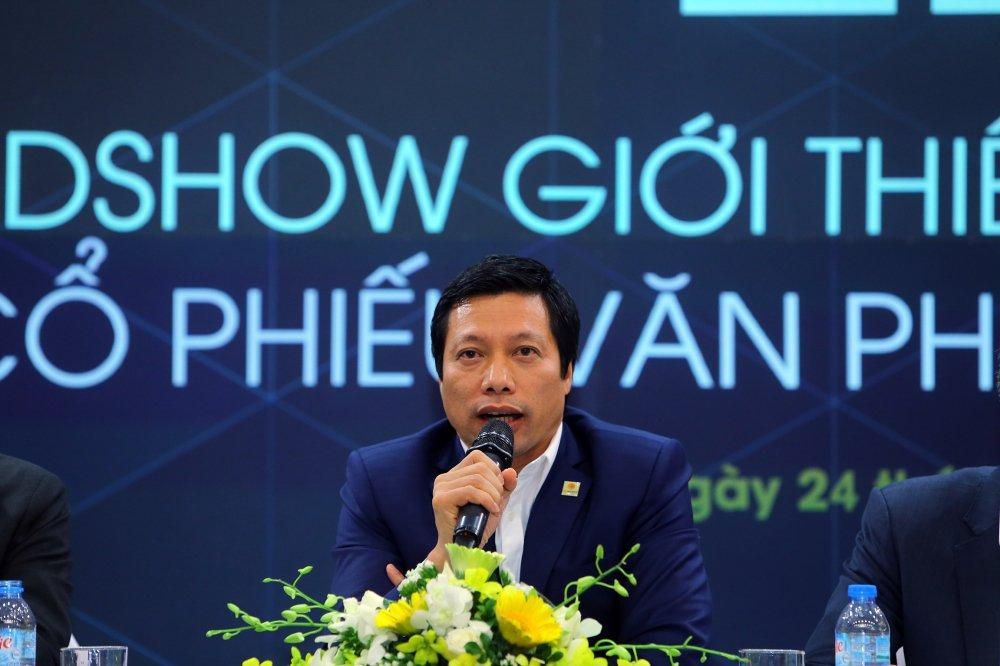 Thi truong sang, 'ong lon' Van Phu – Invest muon niem yet tren HNX hinh anh 3