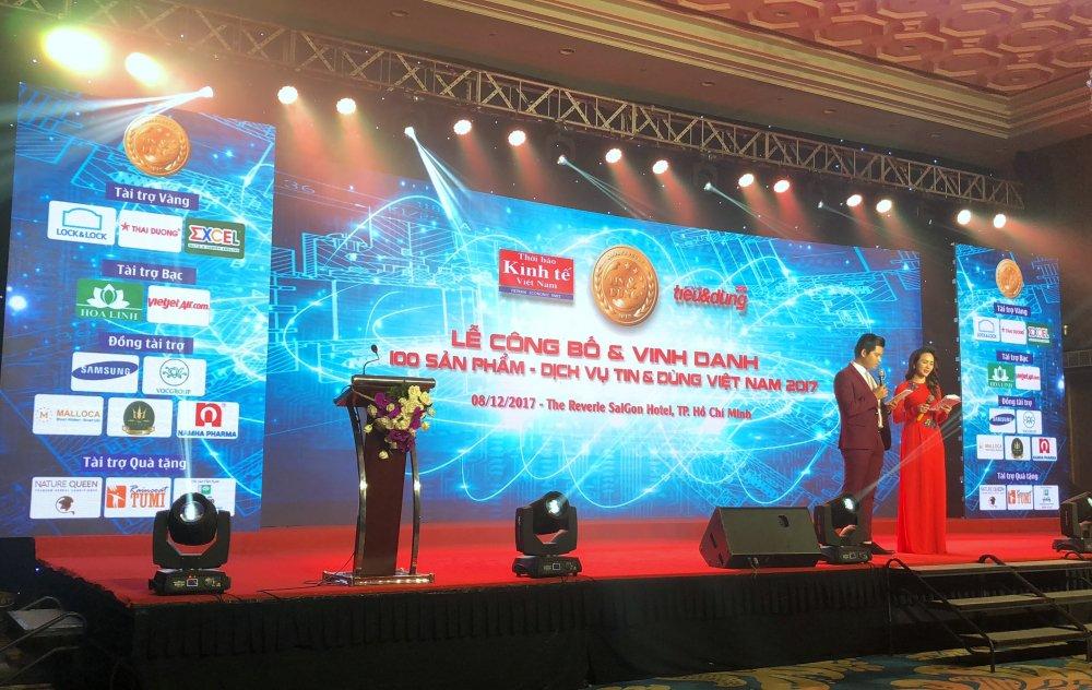 May loc nuoc R.O Tan A dat danh hieu Top 10 San pham Tin & Dung 2017 hinh anh 1