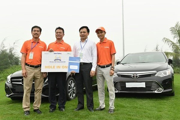 Nhung giai golf an tuong tai san dau cua FLC Golf Championship 2018 hinh anh 2