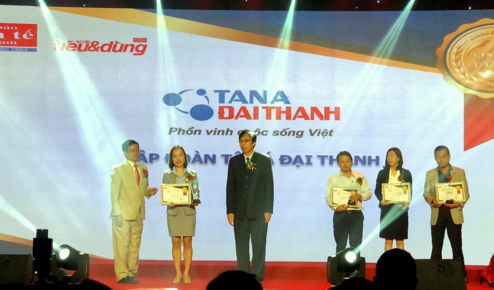 May loc nuoc R.O Tan A dat danh hieu Top 10 San pham Tin & Dung 2017 hinh anh 2