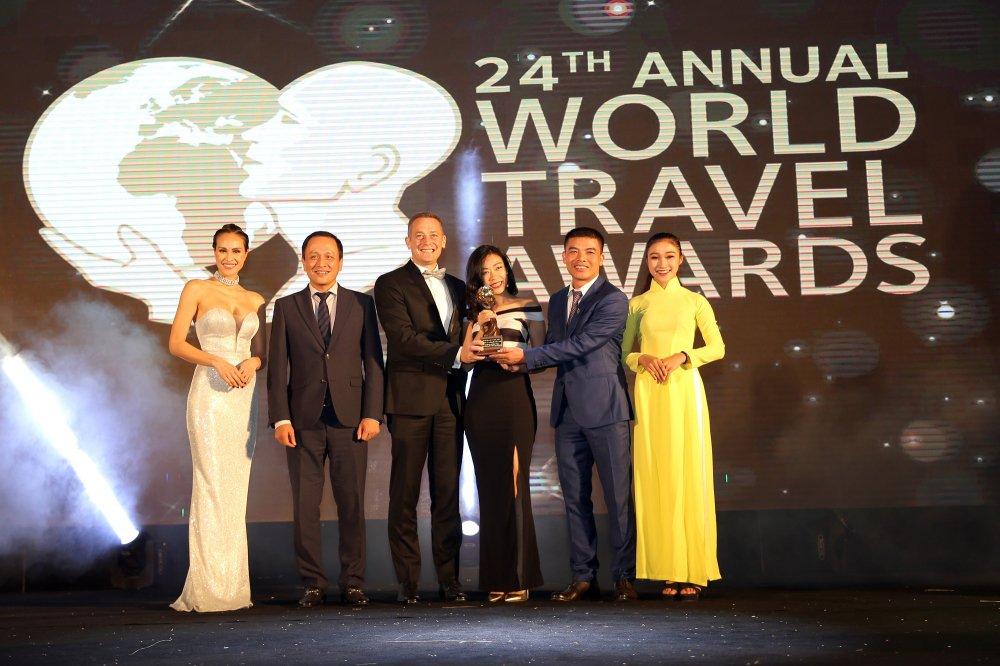 Viet Nam duoc xuong ten o nhieu hang muc danh gia nhat World Travel Awards 2017 hinh anh 1
