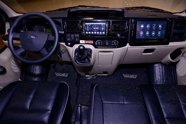 Kham pha xe limousine sieu sang DCar X hinh anh 5