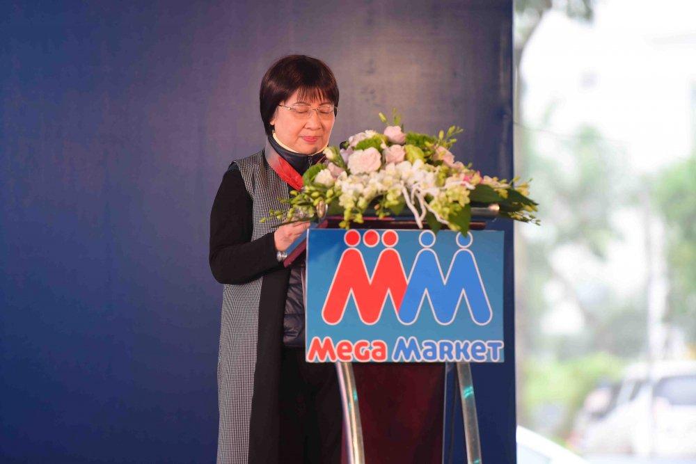 Tap doan TCC khai truong trung tam MM Mega Market Thang Long hinh anh 2