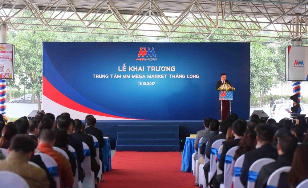 Tap doan TCC khai truong trung tam MM Mega Market Thang Long hinh anh 3