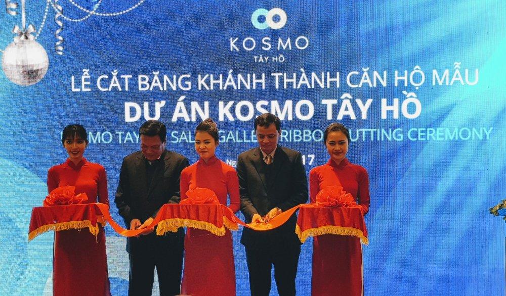 Kosmo Tay Ho la du an day tiem nang, dia diem song ly tuong cho cu dan Thu do hinh anh 2