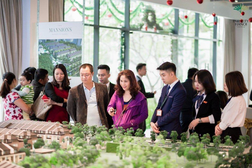 ParkCity Hanoi mo ban giai doan 1 cua khu biet thu, nha vuon lien ke The Mansion hinh anh 4