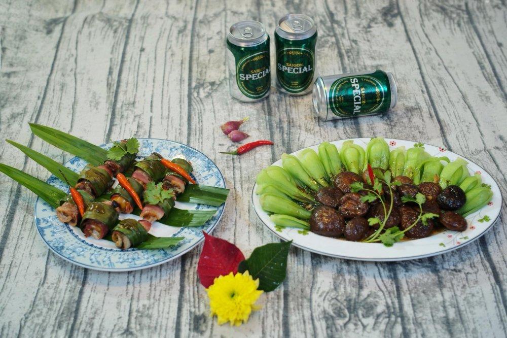 Hoa hau toan cau Khanh Ngan: 'Ke tu nay trong tieu chuan phu quan phai biet nau an' hinh anh 6