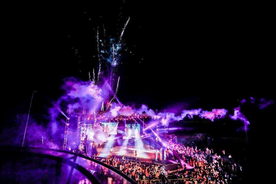 Nhung khoanh khac dep 'rung tim' tai le hoi phong cach Chau Au lon nhat Da Nang – Coco Starlight Fest hinh anh 4