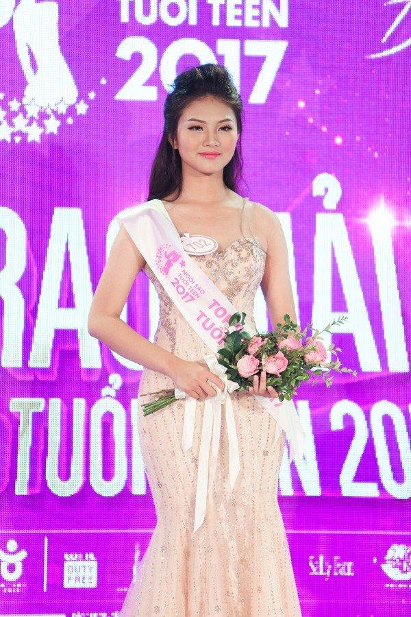 Nu sinh 'van nguoi me' Nguyen Bui Nam Phuong dang quang Ngoi sao tuoi Teen 2017 hinh anh 7