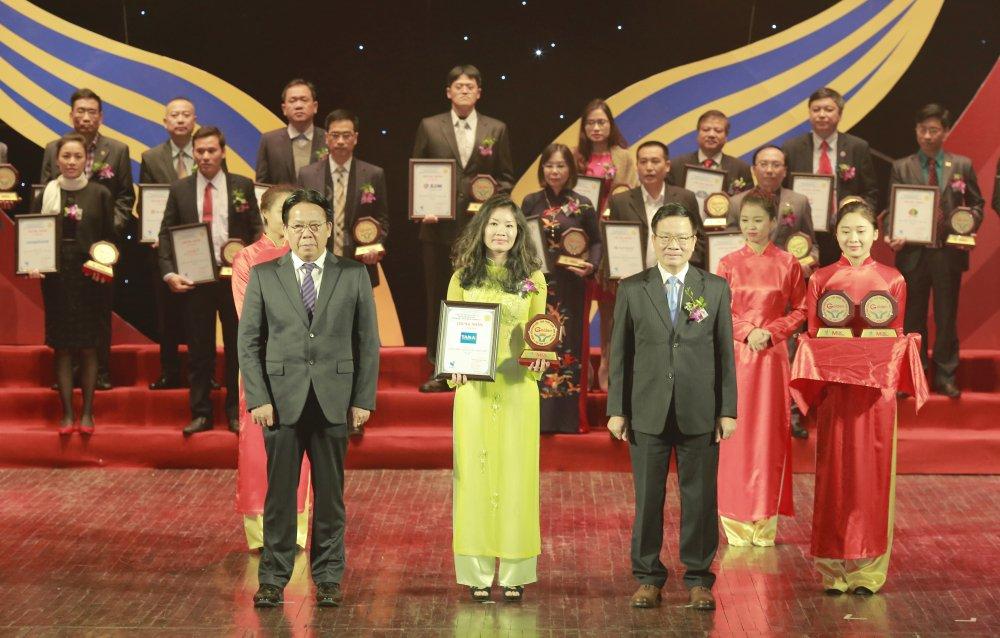 May loc nuoc R.O Tan A dat Top 10 Nhan hieu hang dau Viet Nam 2017 hinh anh 1