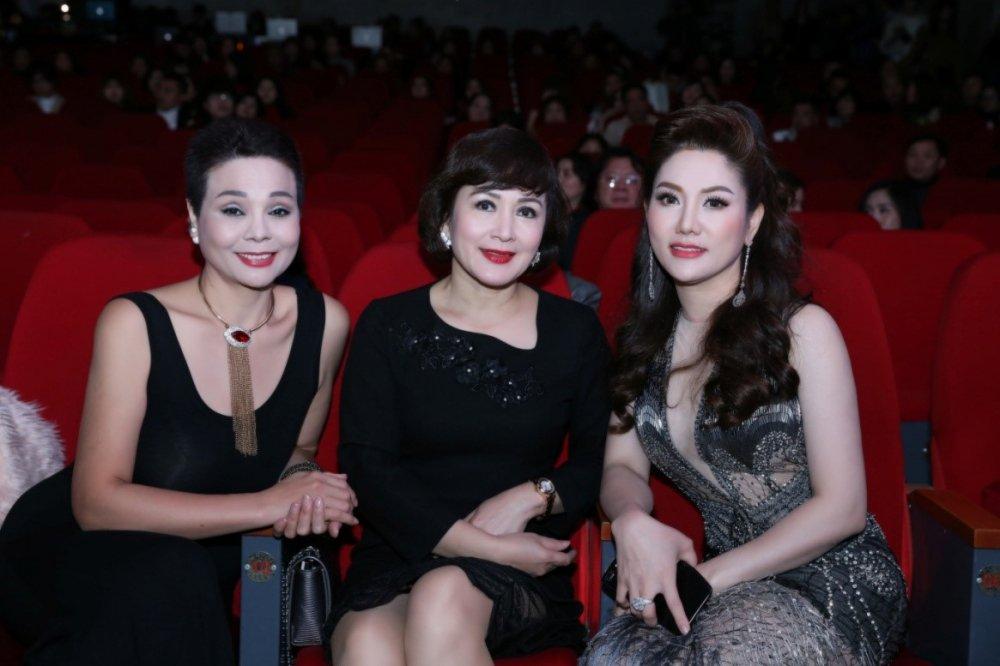 Dan sao 'khung' do bo tham do chung ket The Beauty 2017 – Dang cap phai dep hinh anh 3