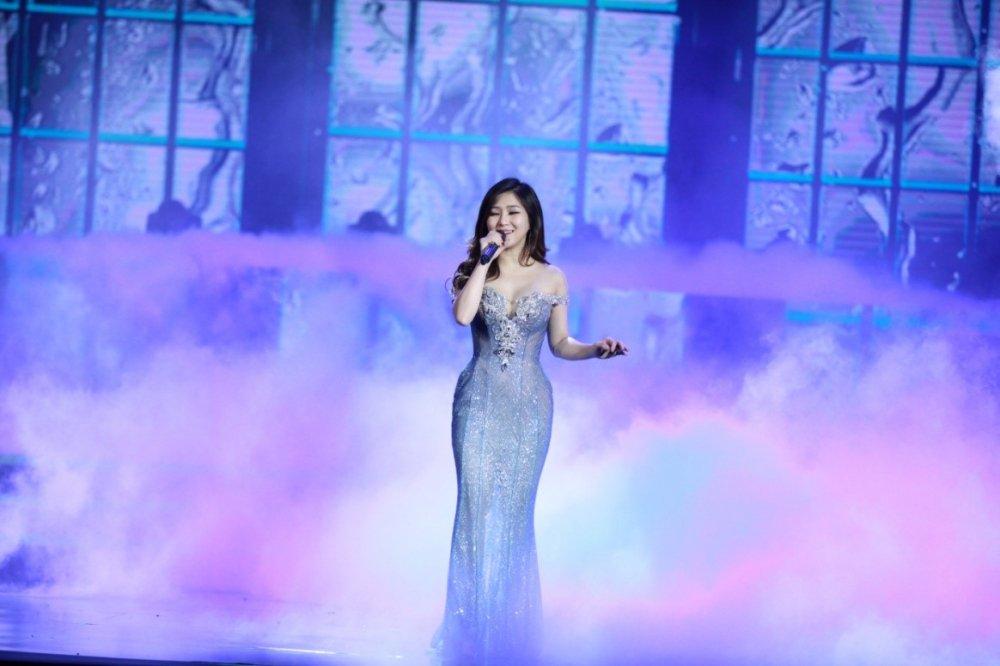 Dan sao 'khung' do bo tham do chung ket The Beauty 2017 – Dang cap phai dep hinh anh 5