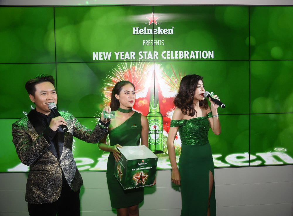 'The World of Heineken' - Dia diem chao don nam moi 2018 cao nhat Sai Gon voi nhung trai nghiem tuyet voi hinh anh 1
