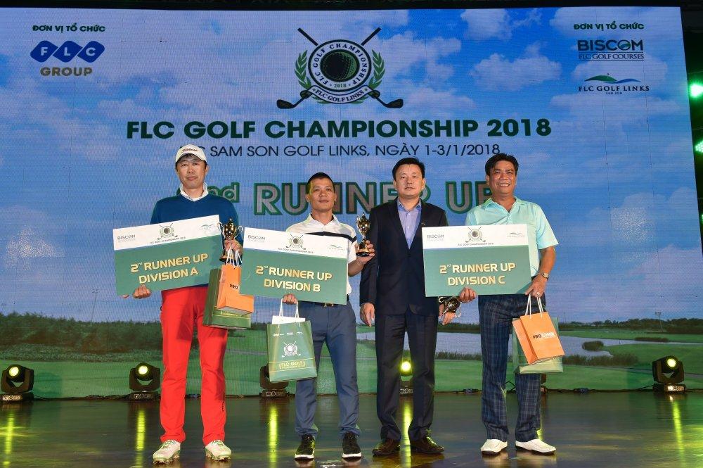 Golfer nguoi Lao Chanpasit Ounaphom vo dich giai FLC Golf Championship 2018 hinh anh 6