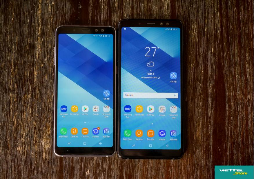 Galaxy A8/A8+ 2018 lap doanh thu khung ngay trong ngay dau mo ban hinh anh 4