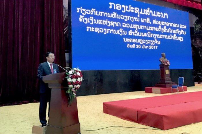 Viet Nam - Lao chia se kinh nghiem quan ly thue hinh anh 1
