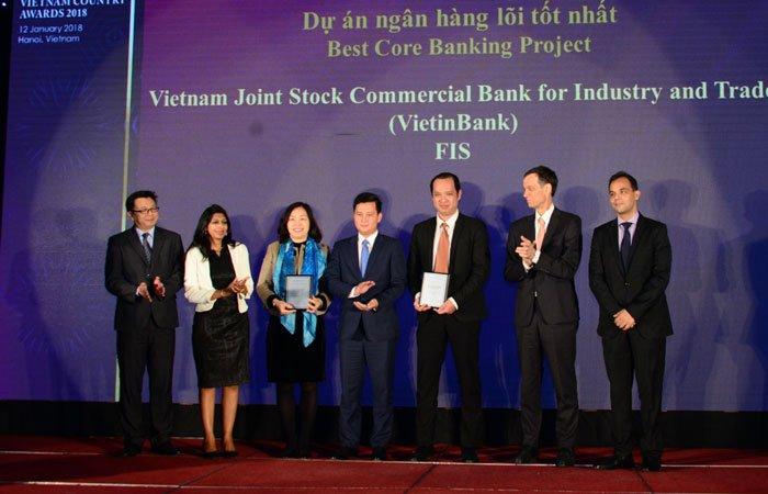 VietinBank thang lon tai Vietnam Country Awards 2018 hinh anh 1