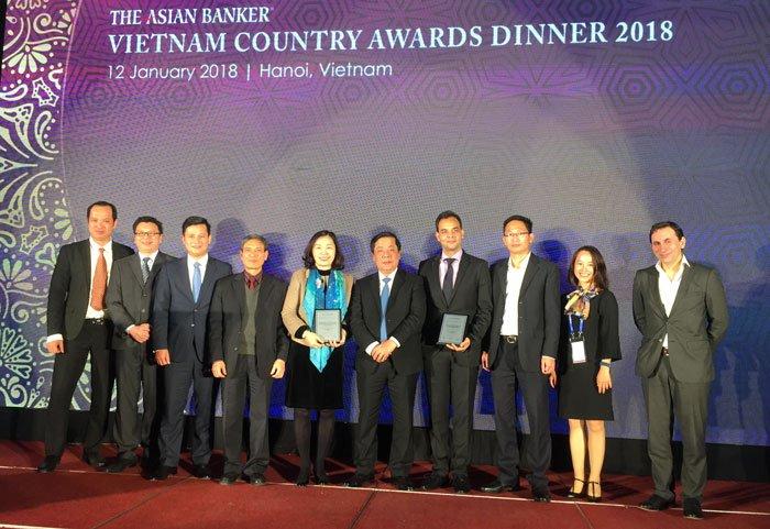 VietinBank thang lon tai Vietnam Country Awards 2018 hinh anh 2
