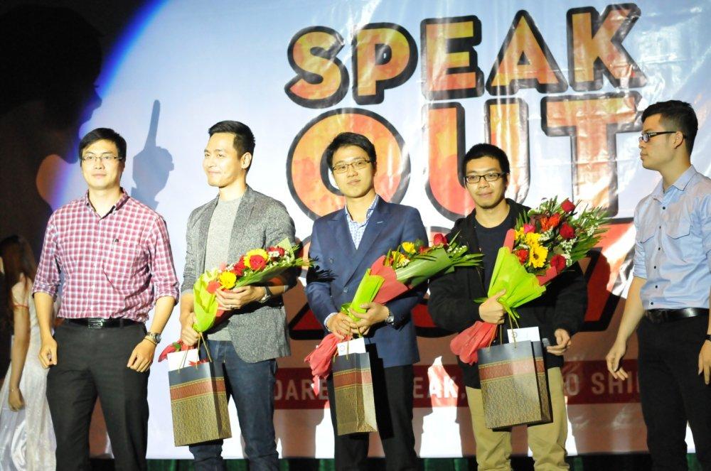 Speak Out Season 2, cuoc thi tranh bien danh cho sinh vien hinh anh 1