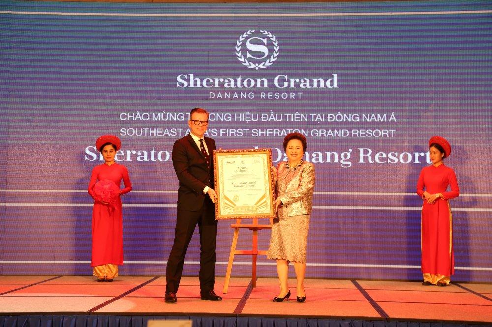 Tap doan Marriott International ra mat khu nghi duong thuong hieu Sheraton Grand dau tien o Dong Nam A hinh anh 3