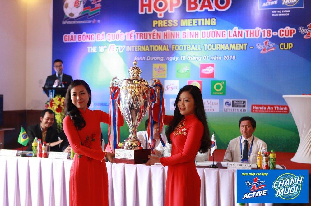 Giai BTV – Number 1 Cup giup cac doi bong tao da truoc mua giai V.League 2018 hinh anh 3