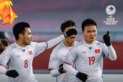 VietinBank thuong nong 1 ty dong cho doi tuyen bong da U23 hinh anh 1