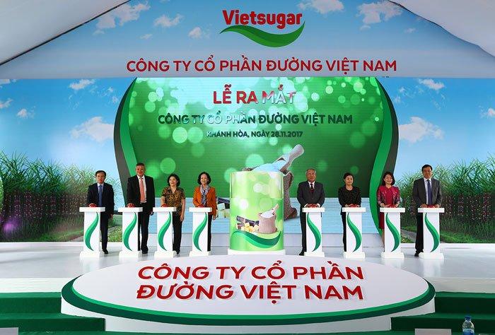 Vinamilk chinh thuc buoc chan vao nganh mia duong Viet Nam hinh anh 1