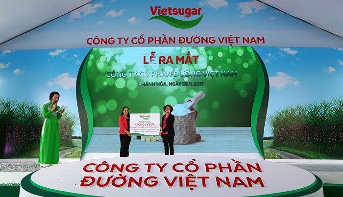 Vinamilk chinh thuc buoc chan vao nganh mia duong Viet Nam hinh anh 3