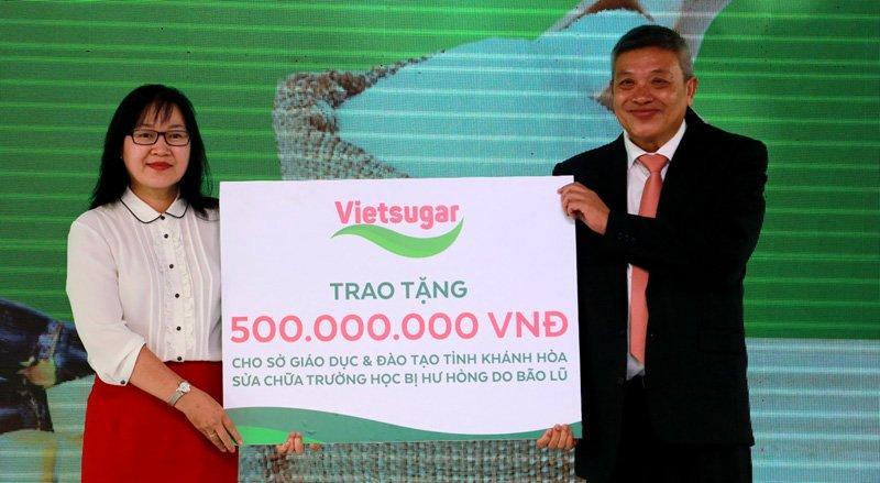Vinamilk chinh thuc buoc chan vao nganh mia duong Viet Nam hinh anh 4