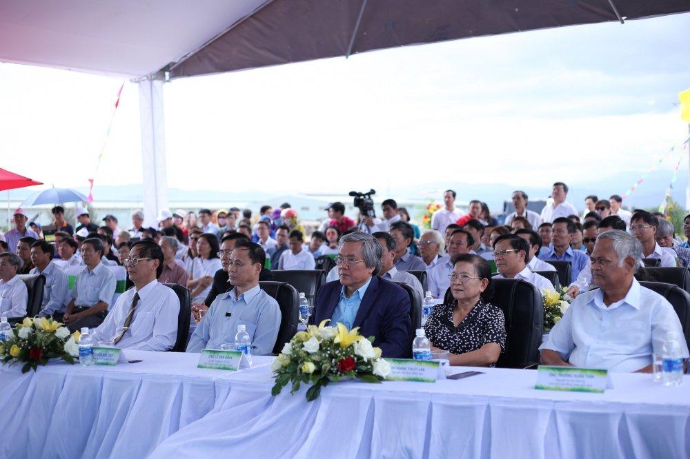 Khoi cong Nha may dien mat troi du an BIM 1 hinh anh 4