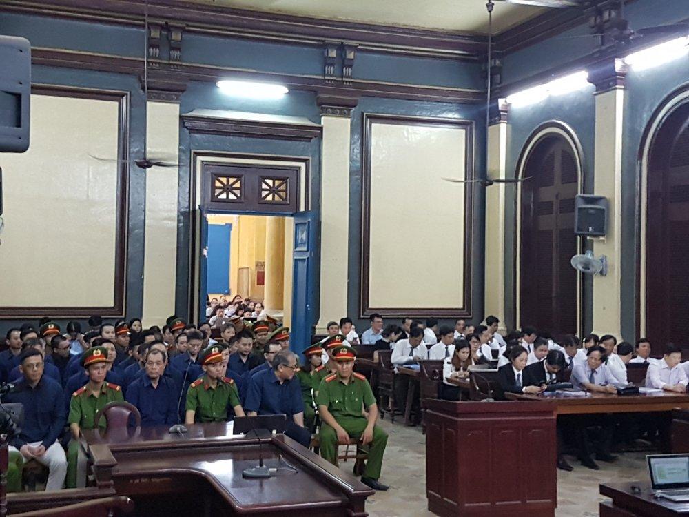 BIDV vach ro 6 he luy khi Vien Kiem sat de nghi thu hoi 2.550 ty dong hinh anh 1