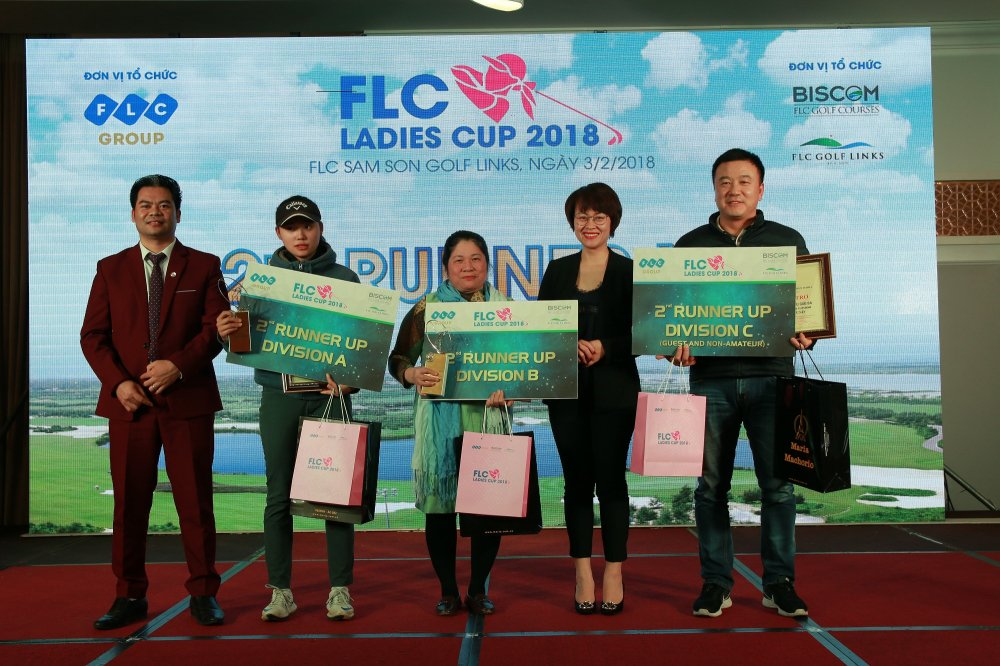 Gon thu 17 tuoi nguoi Han Quoc vo dich giai FLC Ladies Cup 2018 hinh anh 3