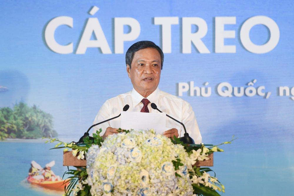Phu Quoc khai truong cap treo Hon Thom dai nhat the gioi hinh anh 5