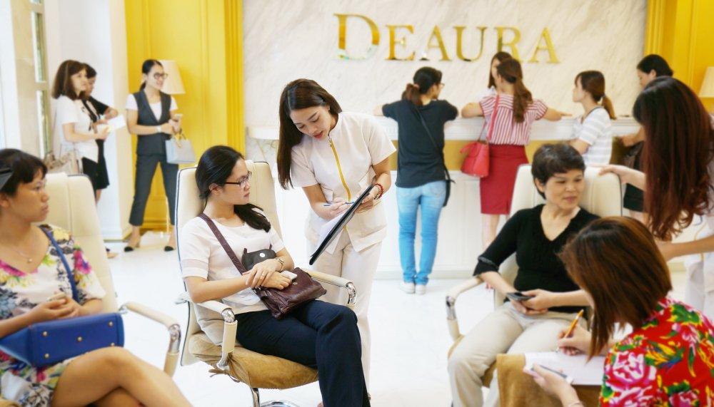 My pham Deaura – mang xu huong lam dep the gioi cho phu nu Viet hinh anh 1