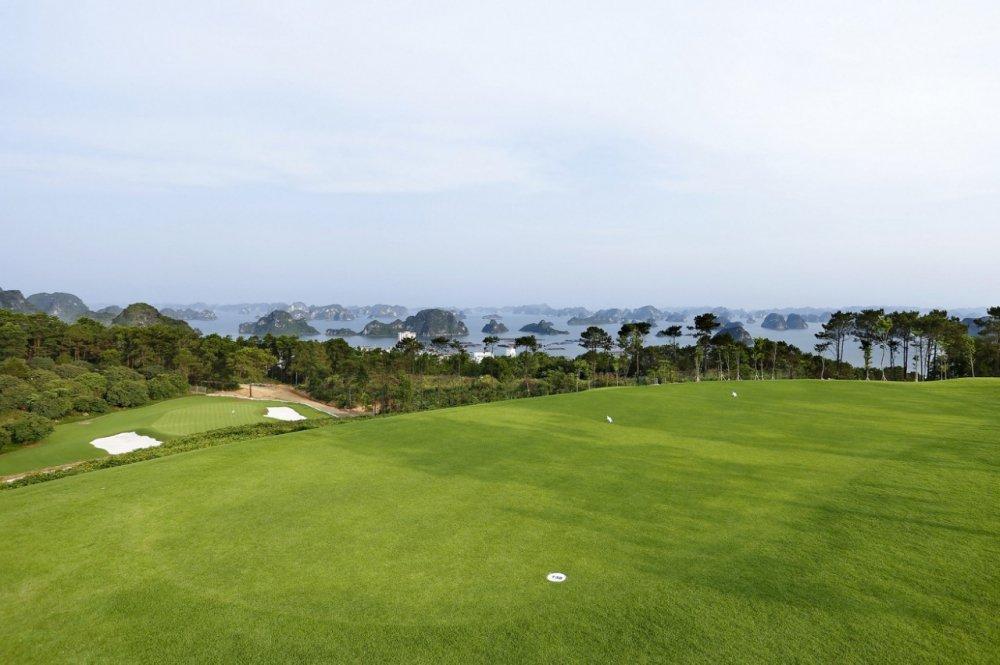 Chiem nguong tac pham moi nhat tai Viet Nam cua thiet ke gia san golf thuoc Top 10 the gioi hinh anh 1