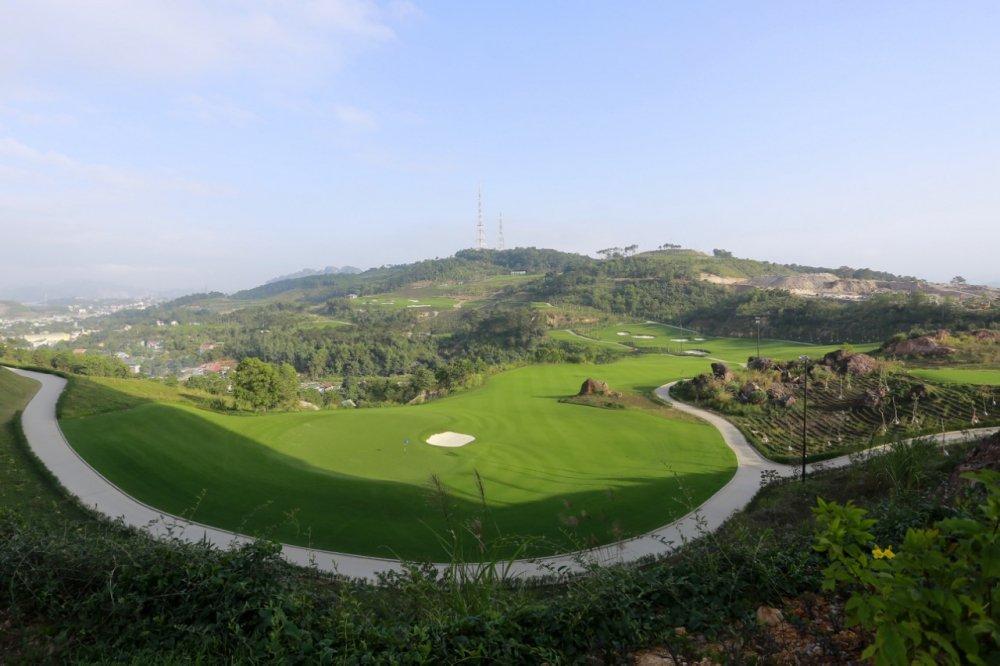 Chiem nguong tac pham moi nhat tai Viet Nam cua thiet ke gia san golf thuoc Top 10 the gioi hinh anh 4