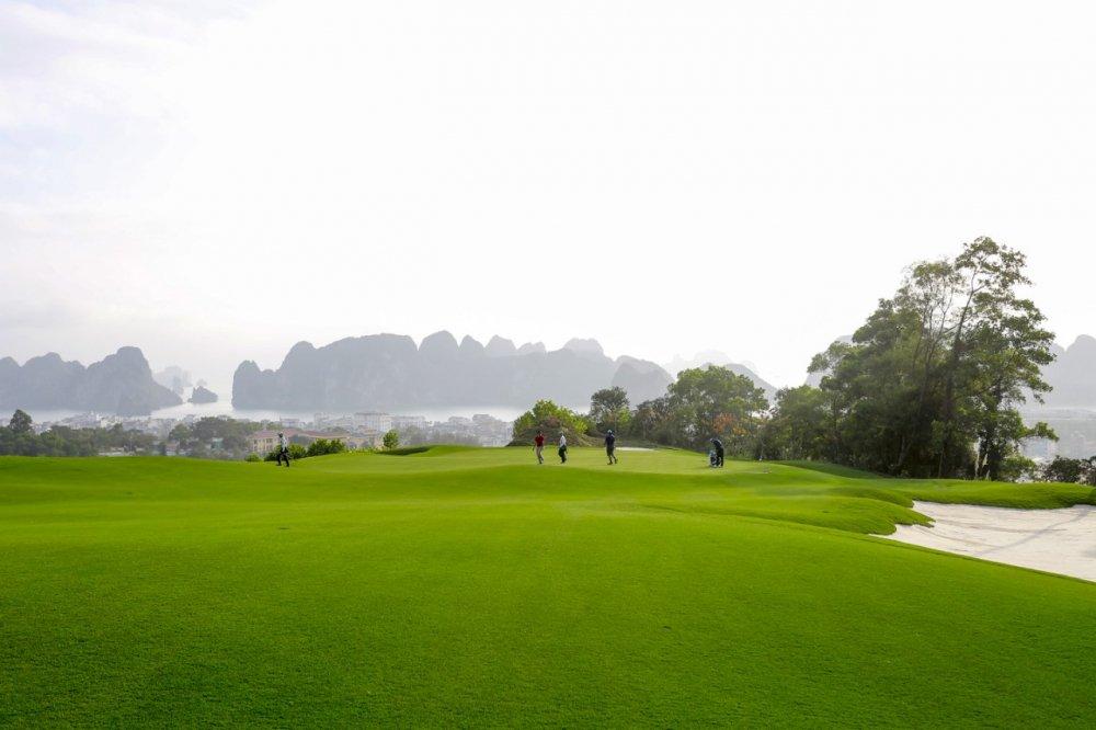 Chiem nguong tac pham moi nhat tai Viet Nam cua thiet ke gia san golf thuoc Top 10 the gioi hinh anh 5