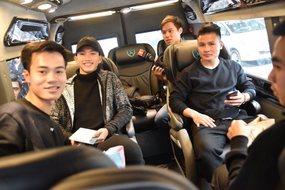 Kham pha dan limousine 'hang doc' don U23 hinh anh 1