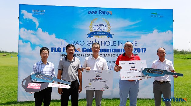 Gan 1000 golfer dang ky tham du FLC Faros Tournament 2018 hinh anh 2